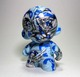 TY_PO GRAPH - Blue