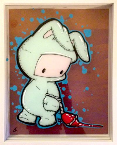 Heart_on_my_sleeve-juan_muniz-acrylic_on_glass-trampt-121581m