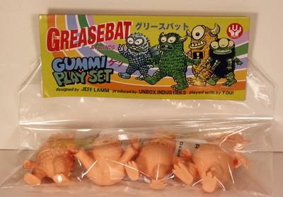 Greasebat__friends_gummi_playset_-__beige-jeff_lamm-greasebat_gummi_play_set-unbox_industries-trampt-121664m