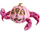 Pumpkin Crab - Pink & Gold