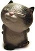 Koronekohne - Grey Furry w/ Pink Nose