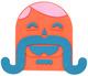 Moustache Variation #4