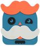 Moustache Variation #3