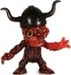 Skull Zombi - Red & Black SF 43