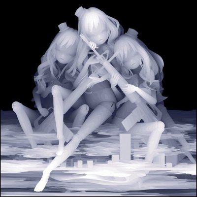 I_cant_use_a_gun_because_i_am_a_doll-kazuki_takamatsu-mixed_media-trampt-123794m