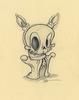 Wandering Misfits: Boo Sketch