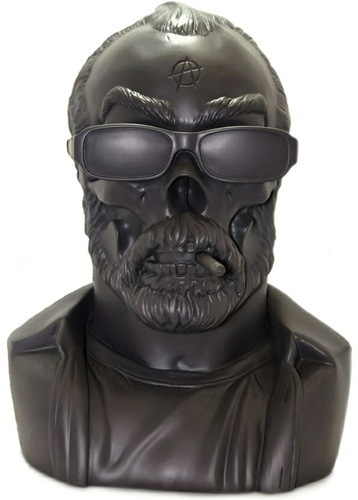 Dead_kozik_bust_-_charcoal_grey-kevin_gosselin-dead_kozik-self-produced-trampt-124487m