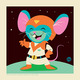 The Mighty Space Mouse