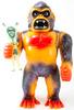 Gorilla-Ju - Orange w/ GID Omake
