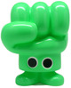 Mood Palmer - Neon Green (Hand Painted)