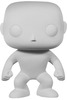 Pop! Vinyl Male - White/DIY