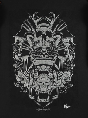 Samurai-hydro74-screenprint-trampt-126255m