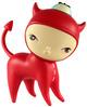 Wandering Misfits Red Dexter - Rotofugi