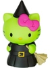 Hello Kitty Horror Mystery Minis - Green Witch