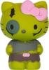 Hello Kitty Horror Mystery Minis - Green Zombie (Chase)