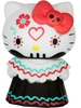 Hello Kitty Horror Mystery Minis - Red Bow Calavera Day of the Dead
