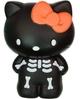 Hello Kitty Horror Mystery Minis - Skeleton