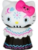 Hello Kitty Horror Mystery Minis - Pink Bow Calavera Day of the Dead
