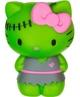 Hello Kitty Horror Mystery Minis - Green Frankenstein