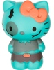 Hello Kitty Horror Mystery Minis - Turquoise Zombie