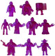 S.U.C.K.L.E. - Clear Purple (10 Figure Set)