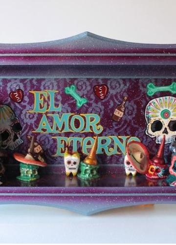 El_amor_eterano-brown_magic_paint_co-mixed_media-trampt-128633m