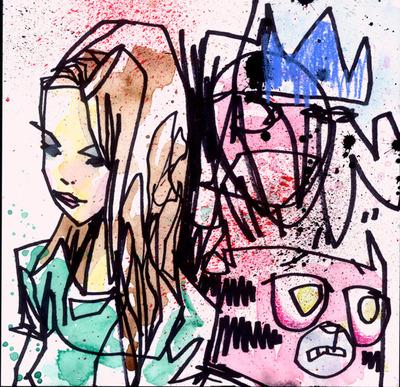 Crown_cat-jim_mahfood-mixed_media-trampt-128797m