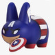 Captain America Marvel Labbit