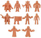 S.U.C.K.L.E. - Flesh (10 Figure Set)