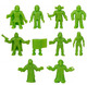 S.U.C.K.L.E. - Green (10 Figure Set)