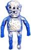 Alien Ooze-it - Blue/Silver