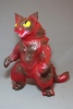 Clear Red King Negora