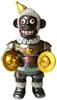 Mini Iron Monkey - 白頭 White Head