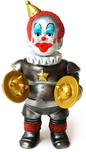 Iron_clown_mini_-_red_head-kikkake-iron_monkey-kikkake-trampt-130983m