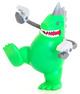 Cybersaurus - Green