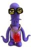 Clive Squid - Purple