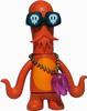 Clive Squid - Orange