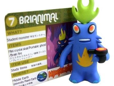 Brainimal_-_blue-pete_fowler-monsterism-playbeast-trampt-132199m