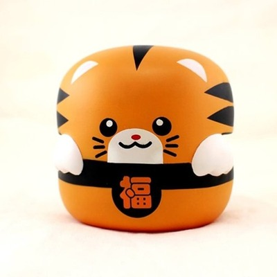 Luckitty_pon_-_tiger_happy-rotobox-luckitty_pon-kuso_vinyl-trampt-132474m