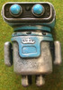 Robot Android Blue/Grey