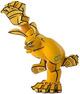 Mr. Bunny Paw (aka: the Easter Bunny's bodyguard)