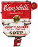 Campbells Mighty Soup Square