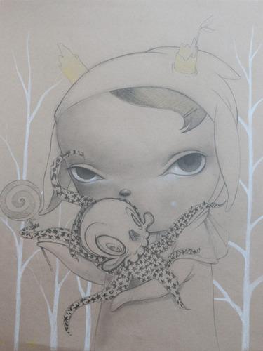 The_sacrifice_drawing-brandt_peters-graphite-trampt-135695m