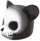 Skull Bear Head