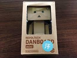 Danboard_mini_-_sweat-enoki_tomohide-danboard-kaiyodo-trampt-137211m