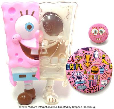 X-ray_spongebob_squarepants_-_cherry_blossom-nickelodeon-spongebob-secret_base-trampt-137342m