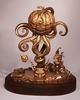 Under Autumns Tentacled Spell - (Bronze)