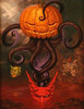 Under Autumn's Tentacled Spell - (Print)