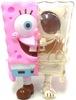 X-Ray Spongebog (Badge Set) - Cherry Blossom