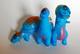 Squishy Blue Dinos